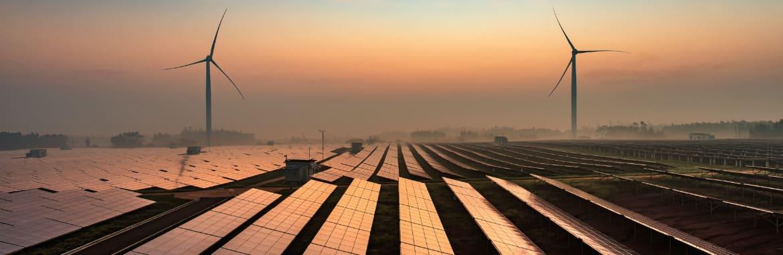 Renewable Energy Section Photo