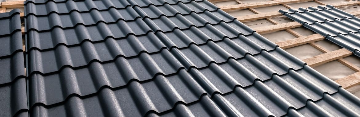 Roofing Section Photo