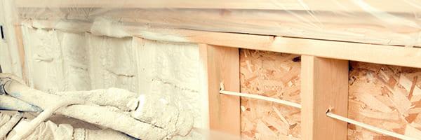 Spray Foam Insulation vs. Traditional Insulation